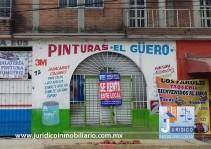 SE RENTA LOCAL SOBRE BOULEVARD DE SAN BUENAVENTURA en Ixtapaluca, México