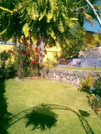 vista del valle Casa grande con excelente jardín en Naucalpan de Juarez, Mexico