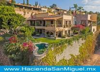 Casa Sol SMA162 en San miguel de Allende, Guanajuato