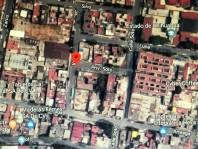 Terreno en La Colonia Guerrero en Ciudad de México, Distrito Federal