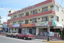 Hotel bien ubicado frente a Central Camionera en Mazatlán, Sinaloa