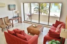 Hermoso Condominio Frente al Mar en Playa del Carm en Playa del Carmen, Quintana Roo