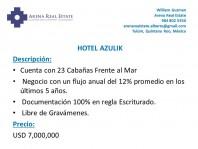 Excelente Oportunidad de Inversion en Tulum en Tulum, Quintana Roo