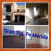 Hermosa residencia Gran Sta. Fe Merida en Mérida, Yucatán