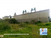 SE VENDE TERRENO EN MIRAFLORES, CHALCO en Chalco de Díaz Covarrubias, México