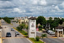 Departamento Playa del Carmen en Solidaridad, Quintana Roo