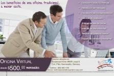 Renta de Oficinas Virtuales en Hermosillo, Sonora