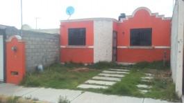 Casa en el Fracc. El Paraíso, frente al ITLA en Mineral de la Reforma, Hidalgo