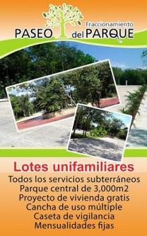 Lotes unifamiliares en Playa del Carmen, Quintana Roo