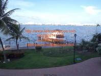 ~El departamento perfecto con vista a la laguna en Benito Juarez, Quintana Roo