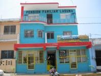Hotel pension familiar funcionando en Mazatlan, Sinaloa