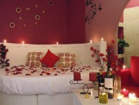 Hotelito con suite y decoración romántica. en Ciudad de México, Distrito Federal