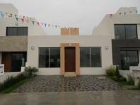 Casa nueva en un nivel frente a area verde. en Morelia, Michoacán de Ocampo