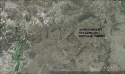 EN VENTA 214 HECTAREAS KM 9 IRAPEO, MICH. en Morelia, Michoacán de Ocampo