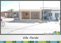 VENTA DE CASA EN VILLA FLORIDA AVENIDA en Mazatlan, Sinaloa