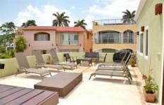 Preciosa Residencia en Venta Frente al Mar en Playacar I en Solidaridad, Quintana Roo