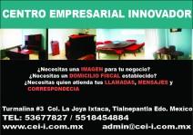 RENTA DE OFICINAS DESDE 800-1300 LLAMANOS en Tlalnepantla de Baz, México