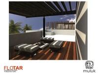 Departamento en venta en Playa del Carmen en Playa del Carmen, Quintana Roo