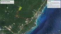 Terreno en venta en Solidaridad en Solidaridad, Quintana Roo