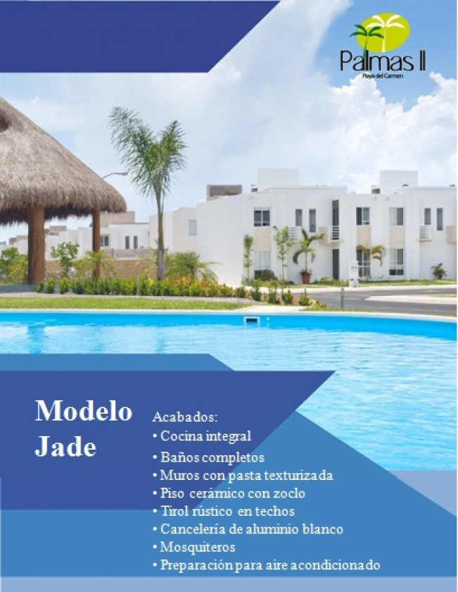 Casa en venta en playa del carmen playa del carmen 23575 for Techos de tirol