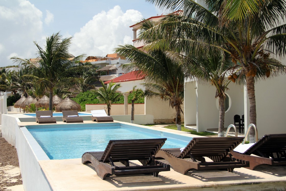 CONDOMINIOS LINDOS A SEA SHORE FURNISHED en Riviera Maya, Quintana Roo