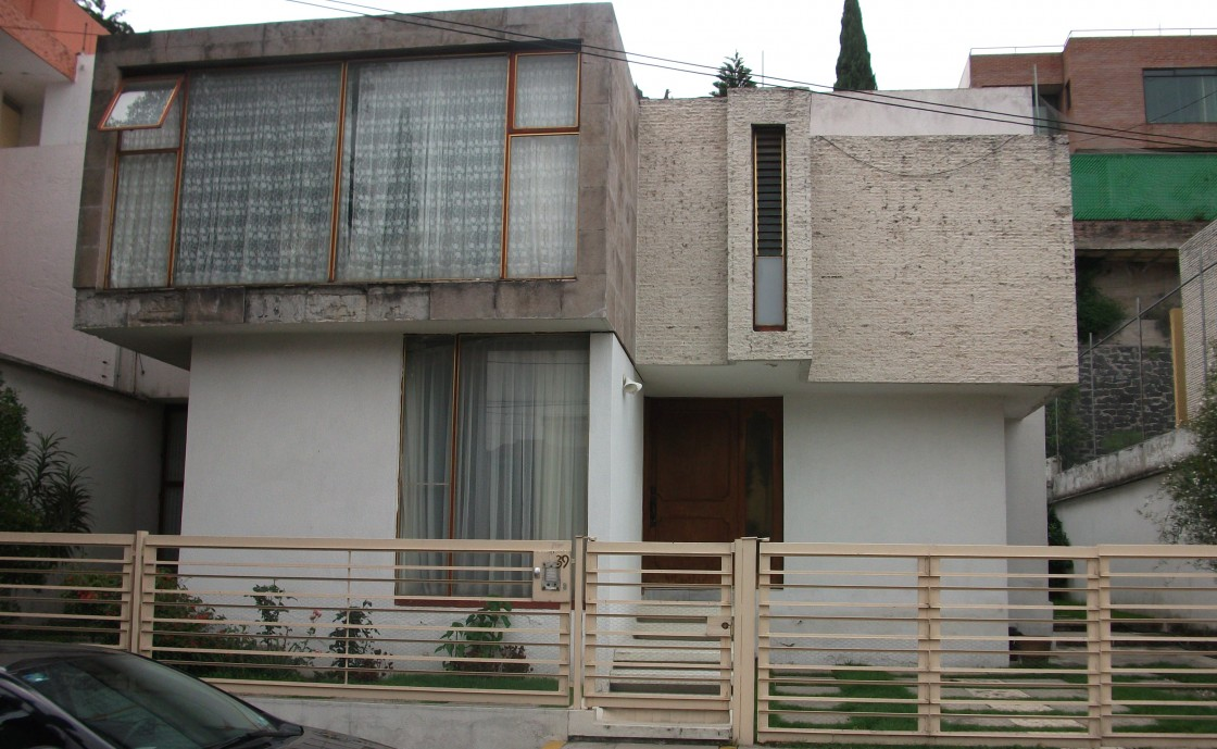 Casa en venta en alvaro obregon distrito federal 670 for Planos para remodelar mi casa
