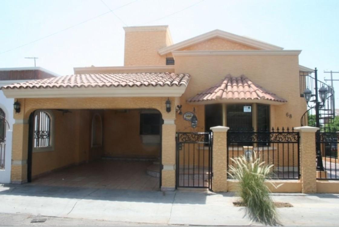 Casa en venta en cerrada sierra vista hermosillo 1652 for Renta de casas en hermosillo