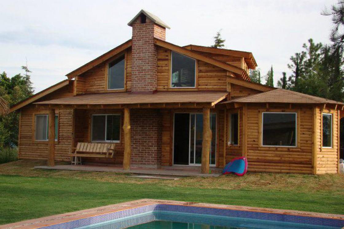 Casas de madera casas de jardn auto design tech - Disenos casas de madera ...