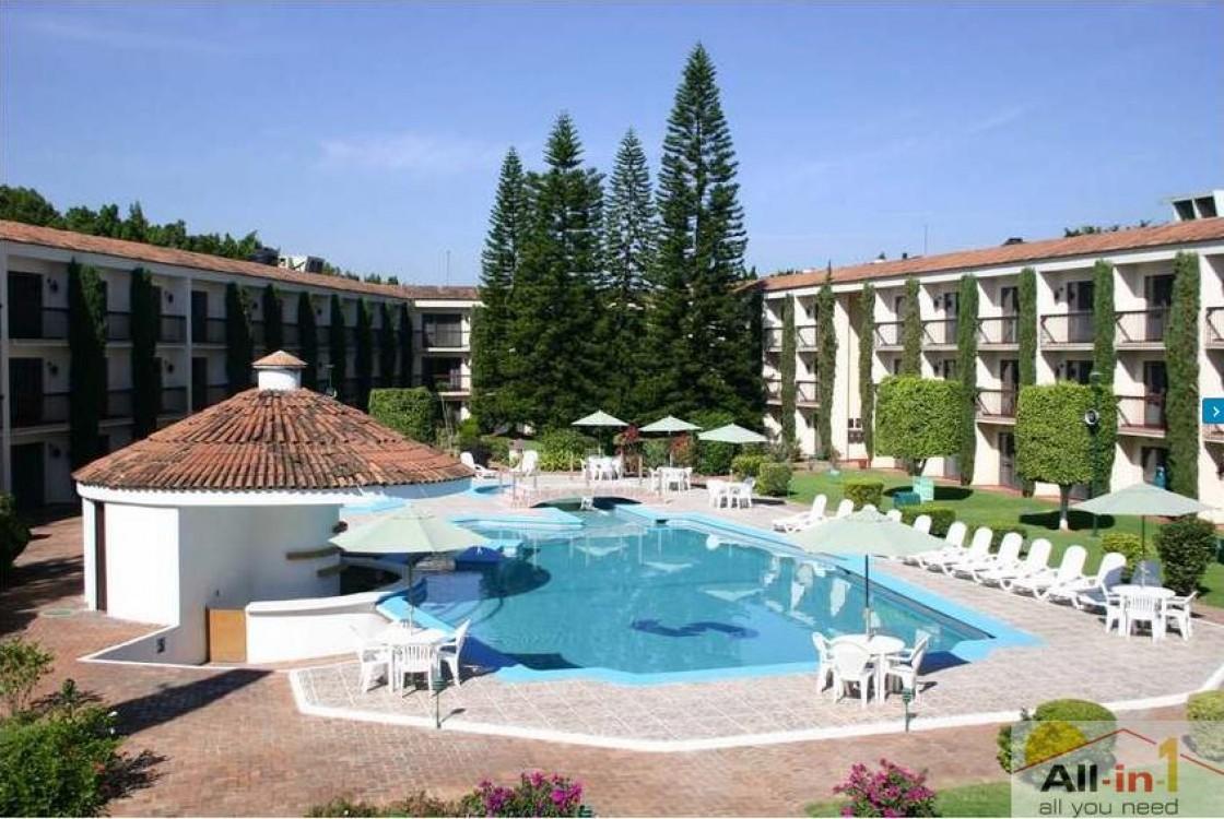 Gran Hotel En Zamora Mich Michoacan De Ocampo