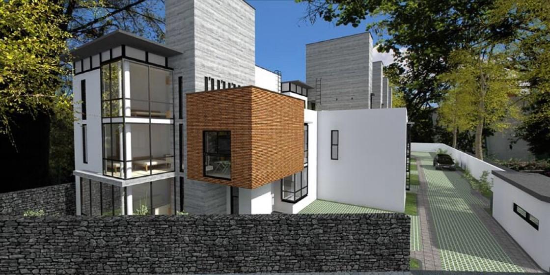 Casa en venta en ciudad de m xico 18394 hab tala for Casa minimalista tlalpan