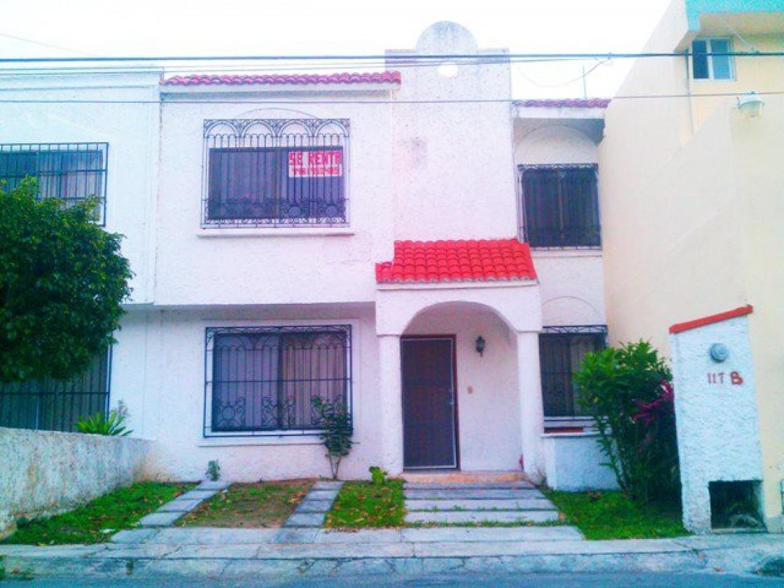 Casa en renta en cancun benito juarez 4273 hab tala for Renta casa minimalista cancun