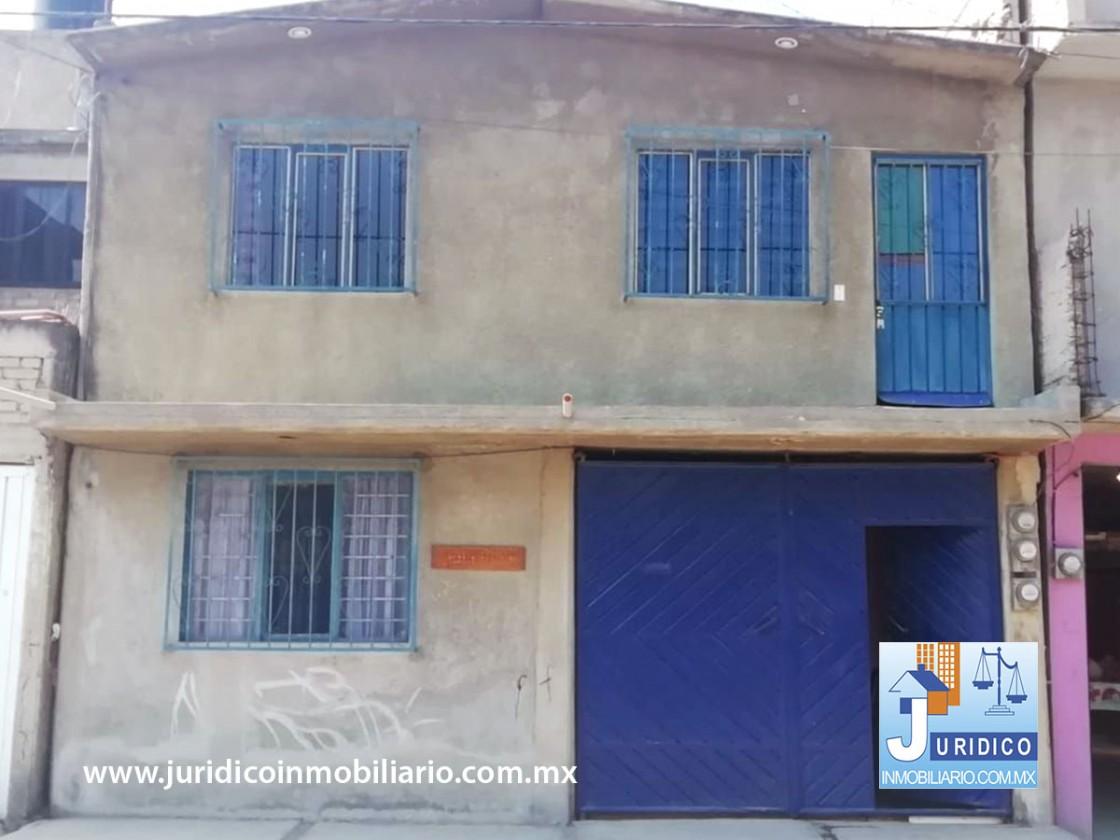 Casa En Venta En Valle De Chalco Solidaridad 33292 Habitala