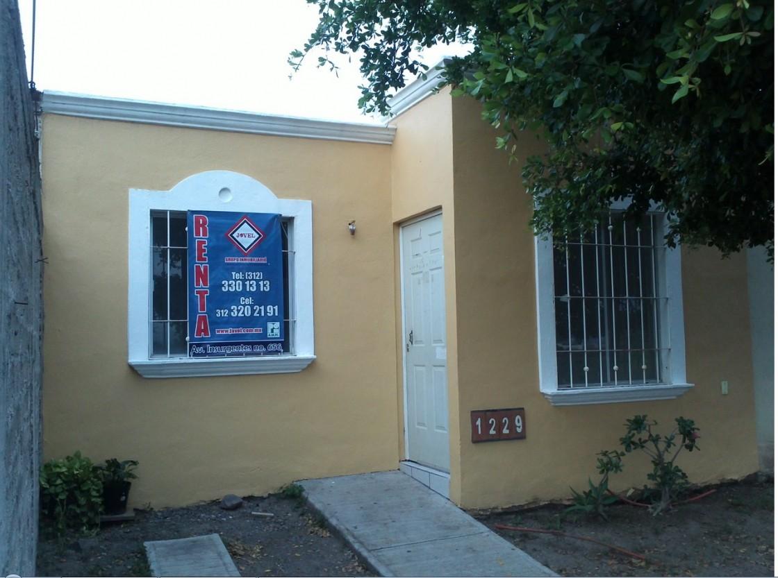 Casa en renta en nuevo milenio colima 8546 hab tala for Casas en renta en colima
