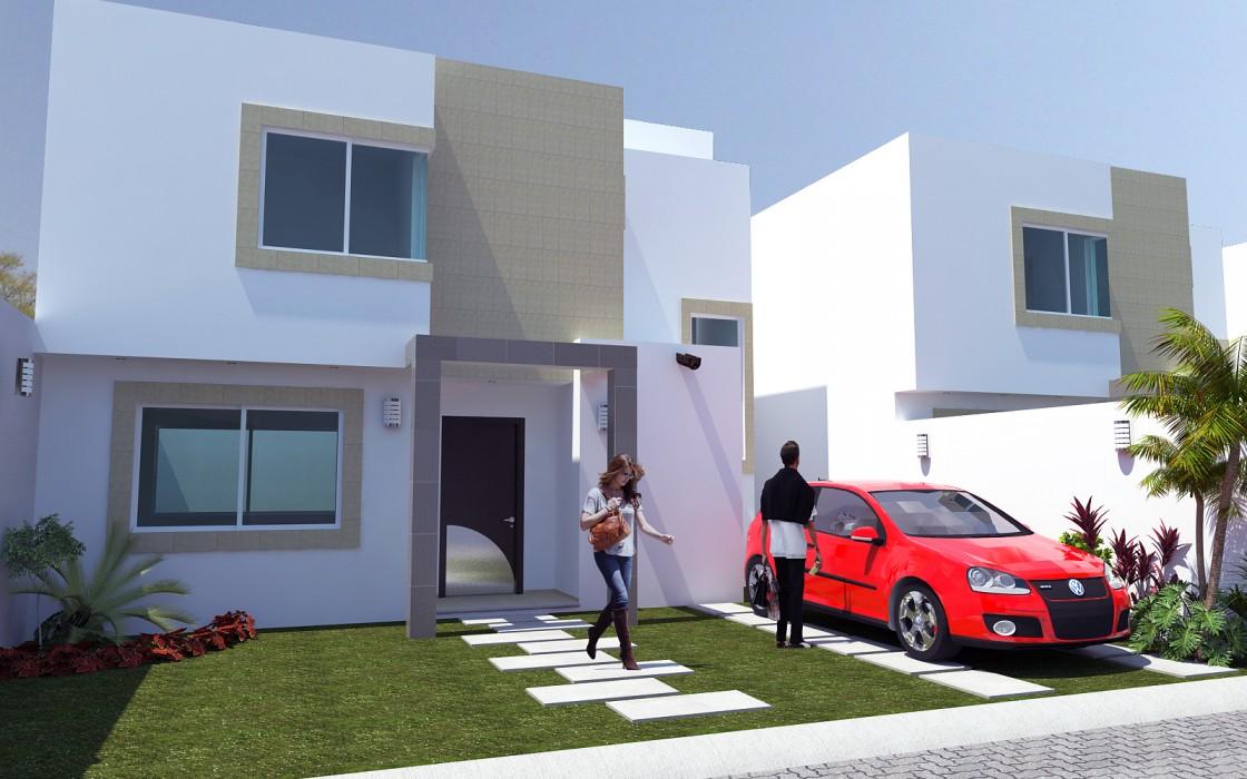 Casa en venta en plan de ayala cuautla 4712 hab tala for Casas en renta en cuautla