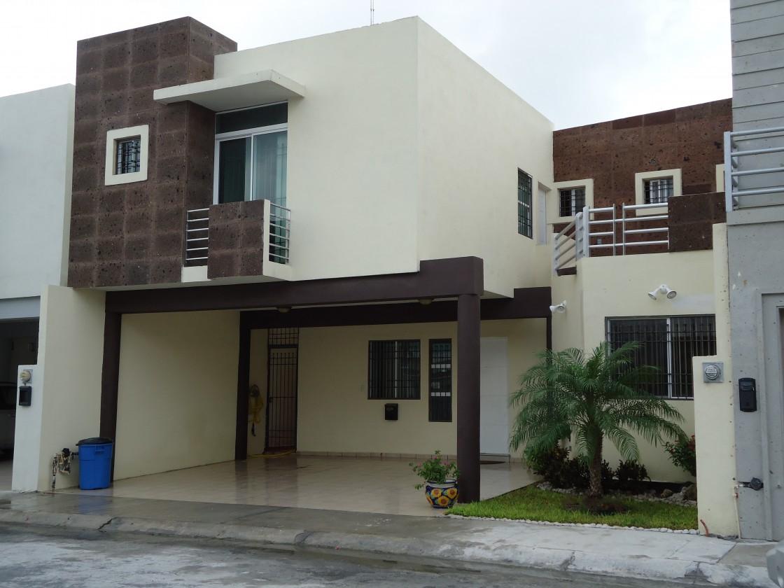 Casa en venta en las quintas reynosa 7295 hab tala for Busco casa en renta