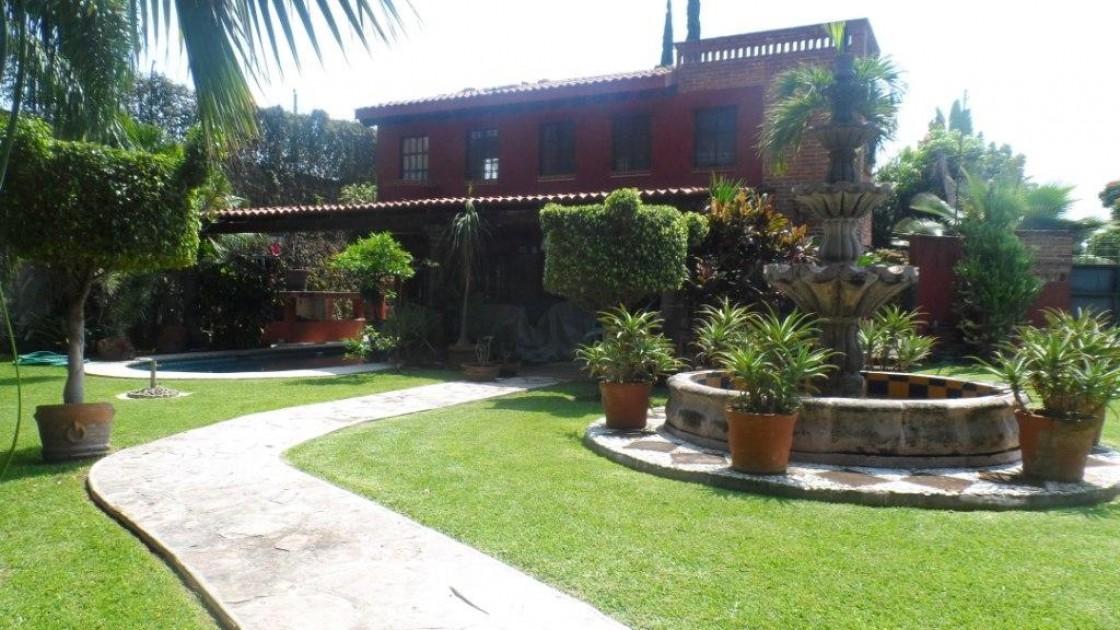 Casa en venta en san miguel tepoztlan 702 hab tala for Casa mobilier de jardin