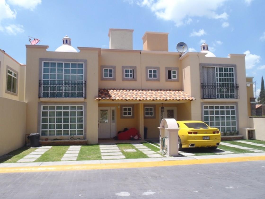 Casa en venta en la concepci n tultitlan 10435 hab tala - Casas nuevas en terrassa ...