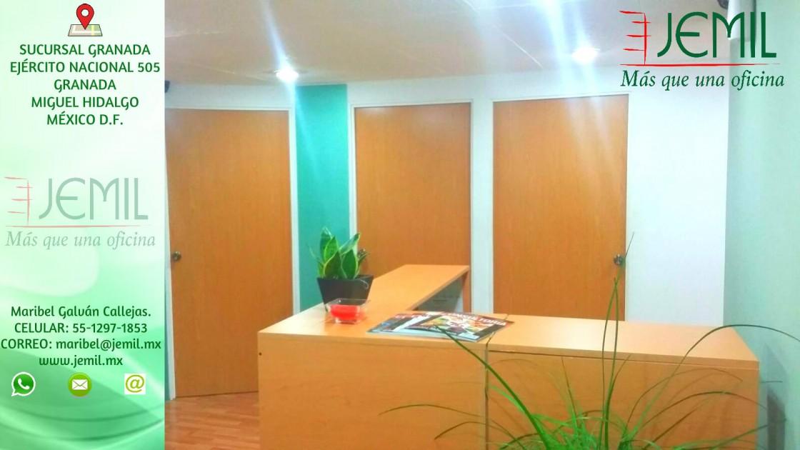 Oficina en renta en granada ciudad de m xico 29361 hab tala for Oficinas en granada