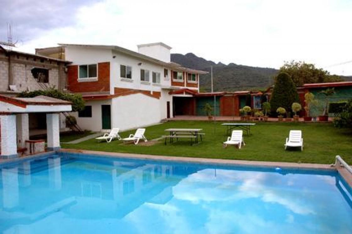 Casa en renta en santa rosa yautepec 1720 hab tala for Casa y jardin mexico
