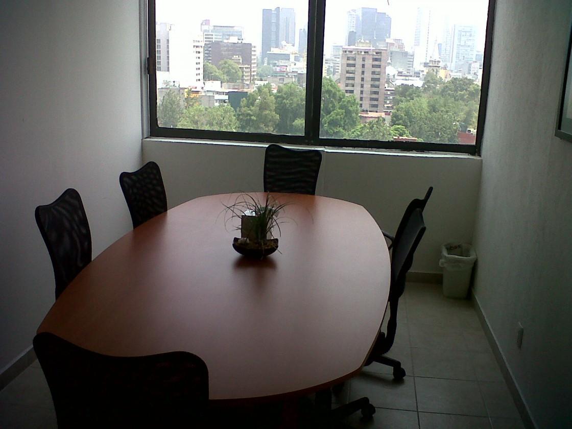 Oficina en renta en mexico df 11714 hab tala for Oficinas virtuales mexico df
