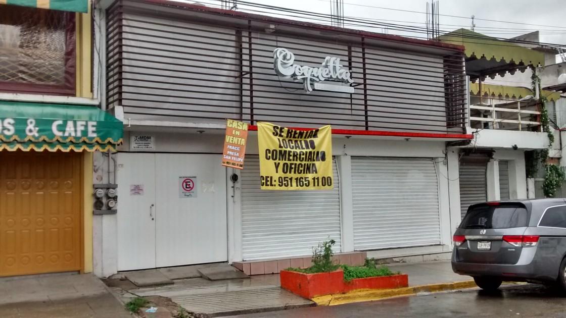 Baños Reforma Oaxaca: amplio local en la mejor zona comercial en Oaxaca de Juárez, Oaxaca