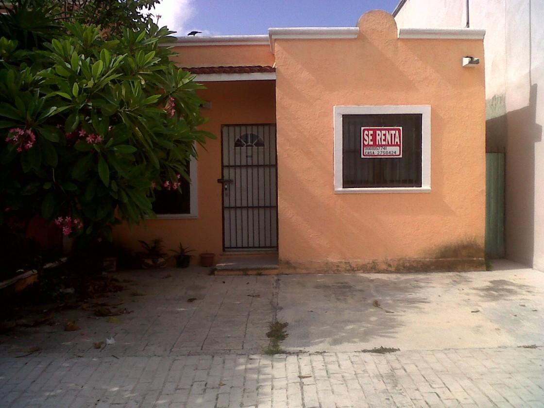 Casa en renta en cancun 1396 hab tala for Casas en renta en durango baratas