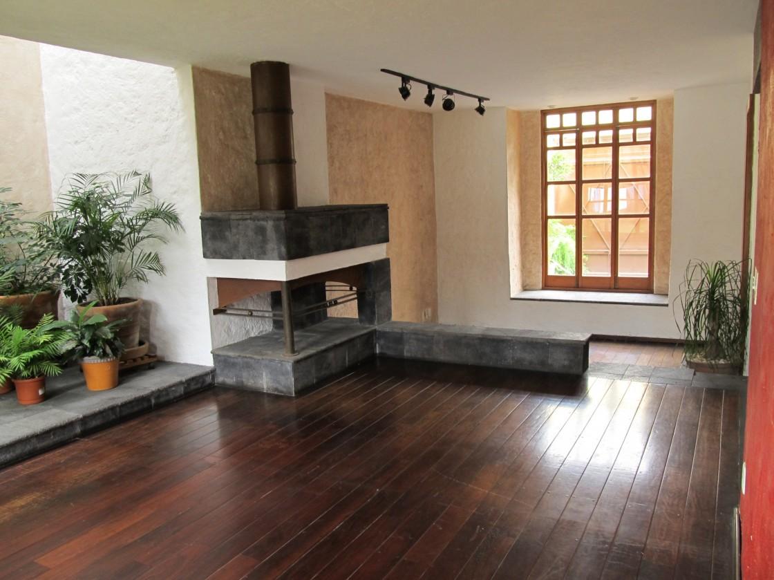 Casa en renta en tlalpan sur tlalpan 3094 hab tala for Casa minimalista tlalpan