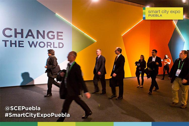 Smart city Expo Puebla