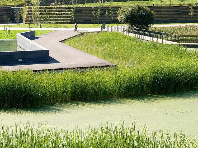 El paisajismo en la arquitectura de Batlle I Roig